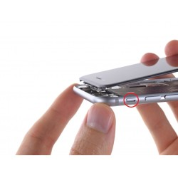 Замена кнопки вибрации iPhone 6 Plus