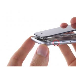 Замена кнопки переключения вибро iPhone 6S