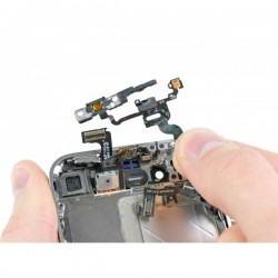 Замена верхнего шлейфа iPhone 6 Plus