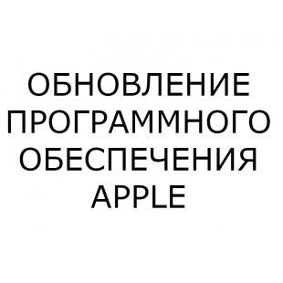 Обновление и восстановление ПО iPad mini 3