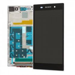 Замена экрана в рамке Sony Xperia Z1