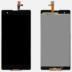Замена дисплей с сенсорным стеклом (тачскрин) Sony Xperia T2
