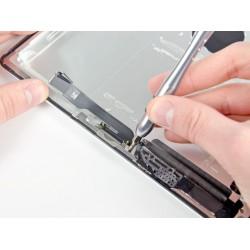 Замена шлейфа зарядного устройства iPad 2