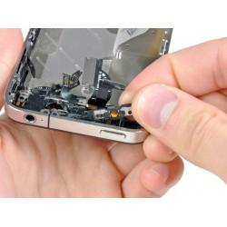 Замена кнопки включения iPhone 4S