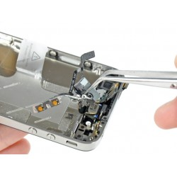 Замена аудио разъема iPhone 4S
