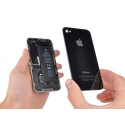 Замена задней крышки iPhone 4