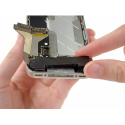 Замена полифонического динамика iPhone 4S