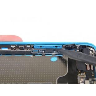Замена кнопок громкости iPhone 5C