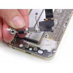 Замена аудио разъема iPhone 5SE