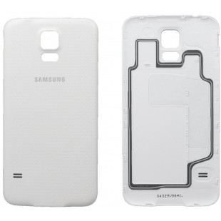 Замена задней крышки аккумулятора Samsung Galaxy S5