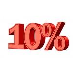 Скидка на ремонт 10%