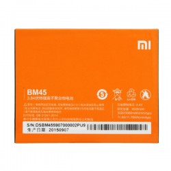Замена аккумулятора Xiaomi Redmi 2