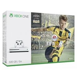 Игровая приставка Microsoft Xbox One S 1 ТБ + FIFA 2017